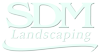 sdm landscaping logo light 100